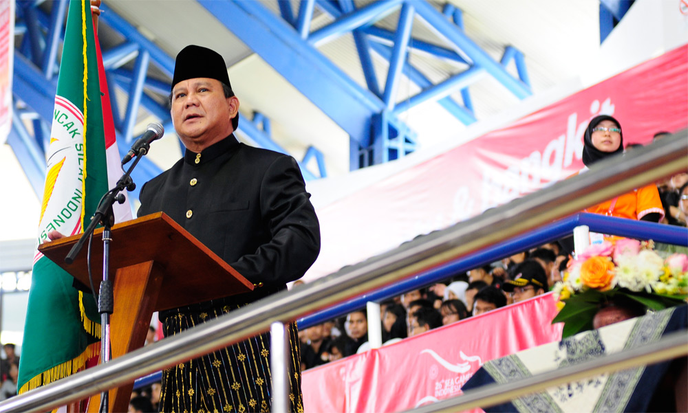 Berita Prabowo